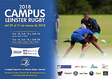 CAMPUS LEINSTER RUGBY 2018